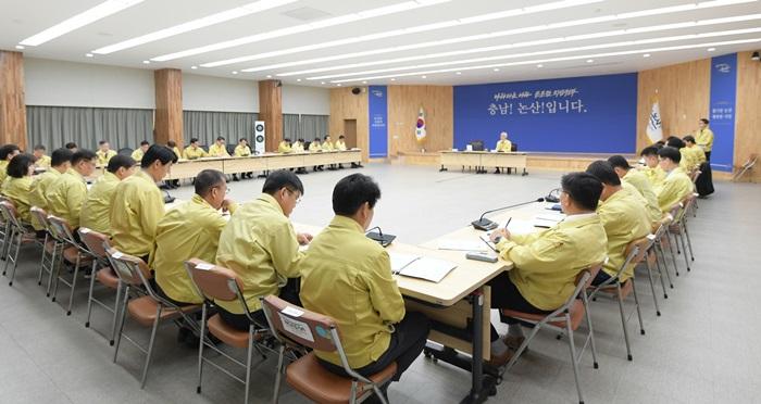 논산시, '고강도 사회적 거리두기' 시행...코로나19 집중 차단