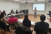 '나도 이제 꽃중년 VJ'...꽃중년 VJ학교 작품발표회 개최