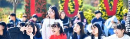 국화꽃 향기 가득한 논산시민공원