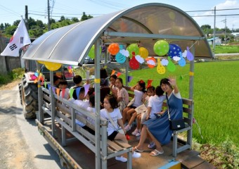강경읍에서 시원한 열무축제 즐기세요!